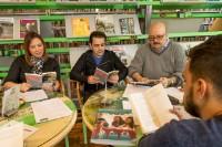 Word Taalvrijwilliger bij de Bibliotheek Hoorn.